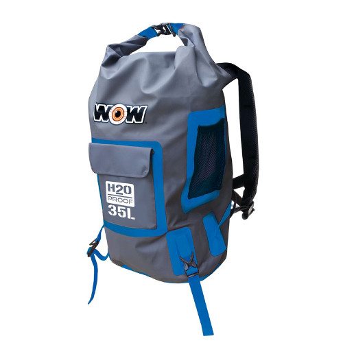 WOW Watersports H2O Proof Dry Backpack - Blue [18-5110B]