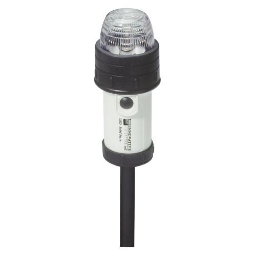 "Innovative Lighting Portable Stern Light w\/18"" Pole Clamp [560-2113-7]"