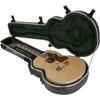 SKB 1SKB-20 Universal Jumbo Acoustic Shaped Hardshell Case