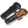 SKB 1SKB-214 Violin 1/4 Deluxe Case