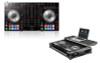 Pioneer DDJ SX2 + Case w/ Laptop Stand