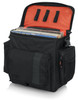 Gator Cases G-CLUB-DJ BAG DJ Bag for 35 LPs & Serato-Style Interface