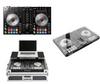 Pioneer DDj-Sr2 + Decksaver DS-PC-DDJSR2DDJRR + MGA40968 Hard Case