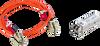 Klark Teknik DN9680-MM - Multi-Mode Optical Fibre Module for DN9680 with 500 Metre Range