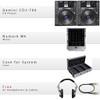 GCD Pro Audio cdj-700pack4 - IMG01