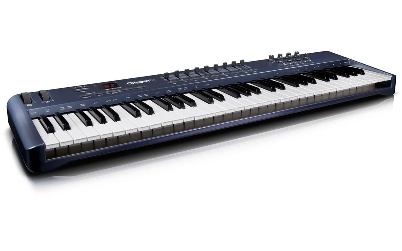 M-Audio Oxygen 61 61-Key USB MIDI Controller with Ignite Software