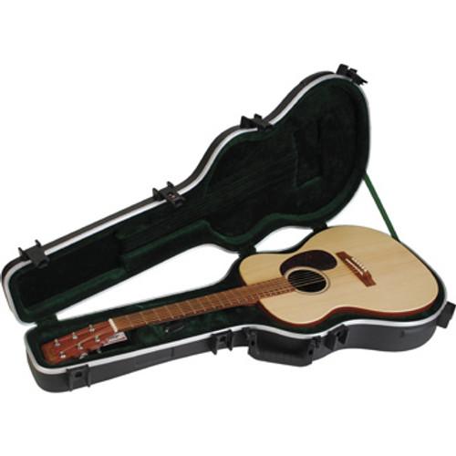 SKB 1SKB-000 000 Size Acoustic Shaped Hardshell Case