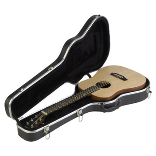 SKB 1SKB-300 Baby Taylor/Martin LX Guitar Shaped Hardhsell Case