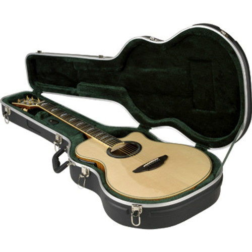 SKB 1SKB-3 Thin-line Acoustic / Classical Economy Guitar Case