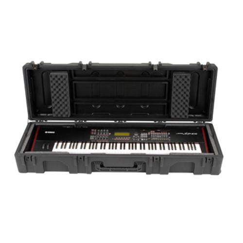 SKB 1R6218W 88-Key Narrow Roto Keyboard Case