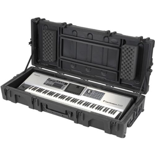 SKB 1R6223W 88-Key Large Roto Keyboard Case