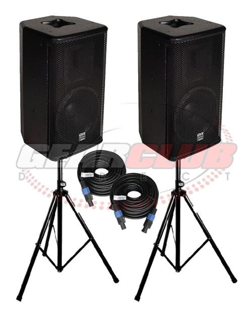 Gemini GVX-12P Active Loudspeaker Pack