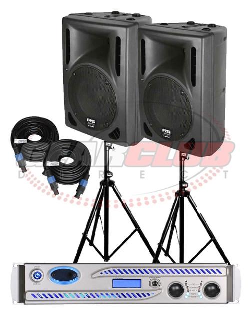 Gemini RS-312 Complete Audio Pack