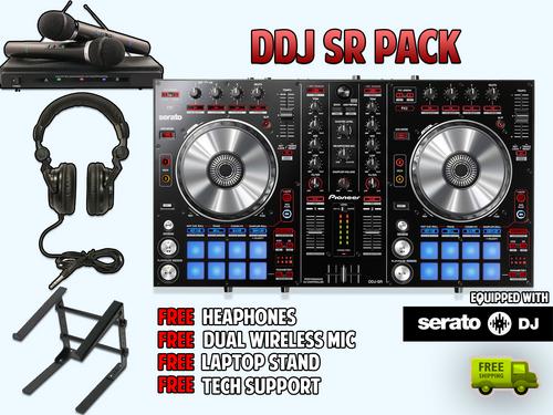 Pioneer Digital DJ-SR DJ Controller pack