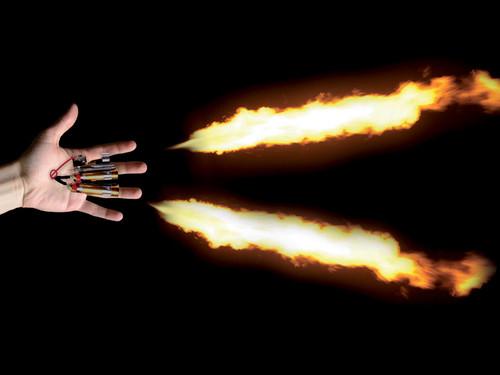 Le Maitre MG02 Double Shot Flash Gun