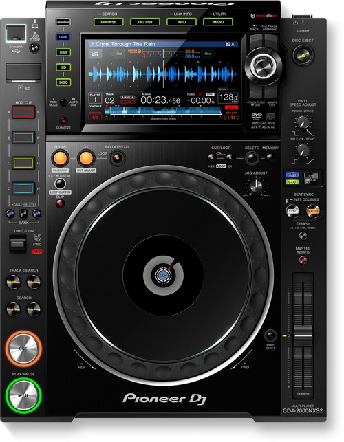 Pioneer CDJ-2000NXS2 Professional Multi Player