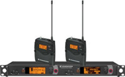 Sennheiser 2000BP2 Mic Dual Ch Bodypack System 2000BP2-B