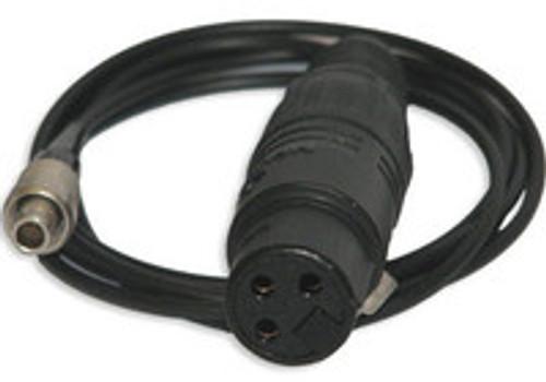 Sennheiser AC50-1 3-p Lemo To XLR Adapter Cable. 3.3ft AC50-1