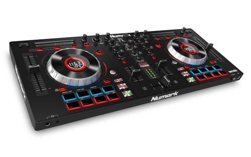 Numark Mixdeck Express Premium DJ Controller with CD and USB