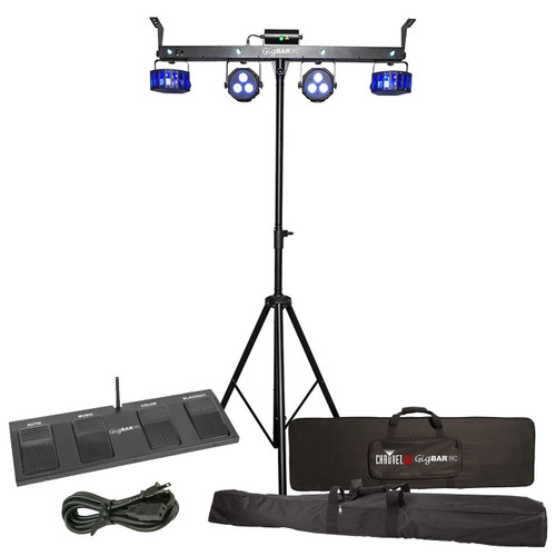 Chauvet DJ GigBar IRC 4-in-1 Complete Effect Light System