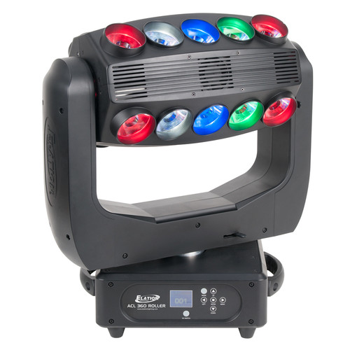 *Elation Lighting ACL 360 Roller