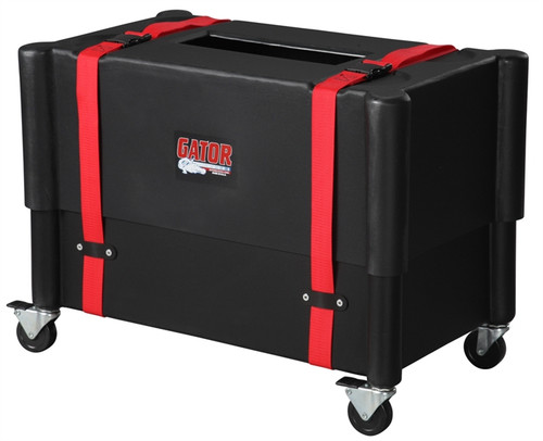 Gator Cases G-112-ROTO 1X12 Combo Amp Transporter / Stand; Molded Plastic