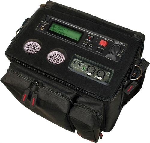 Gator Cases G-BROADCASTER Field Recorder Bag