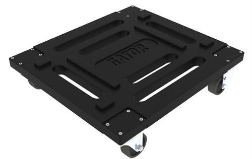 Gator Cases G-CASTERBOARD Rotationally molded caster kit