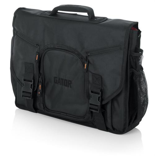 Gator Cases G-CLUB CONTROL Messenger bag for DJ style Midi controller