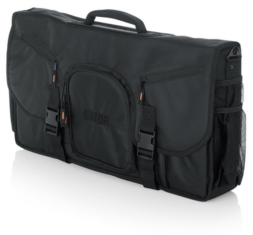 Gator Cases G-CLUB CONTROL 25 Large Messenger bag for DJ style Midi controller