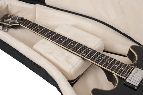 933c5c98011 Gator Cases G-PG-335V Pro-Go series Gig Bag for 335/Flying V Guitar
