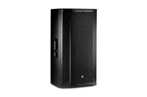 "JBL SRX835 is a three-way full range speaker with a 15"" woofer"