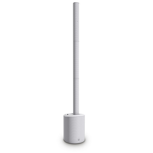 LD Systems LDMAUI5GOW - ULTRA-PORTABLE BATTERY-POWERED COLUMN PA SYSTEM WHITE