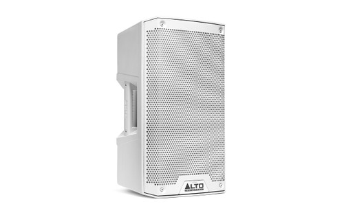 Alto TS208 WHITE 1100-Watt 8-inch 2-way Powered Loudspeaker