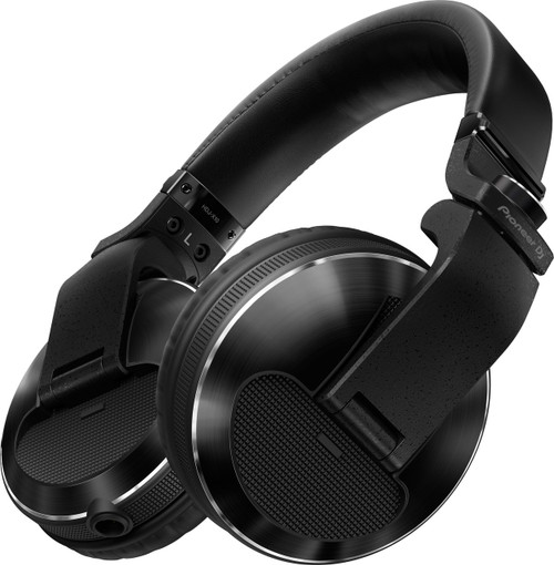 Pioneer HDJ-X10 Flagship professional over-ear DJ headphones (black)