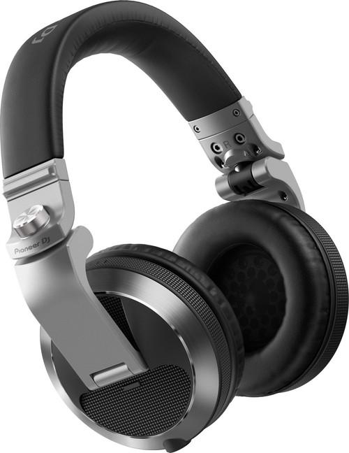 Pioneer HDJ-X7 Share Professional over-ear DJ headphones (Silver)