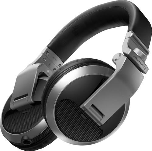 Pioneer HDJ-X5 Share Over-ear DJ headphones (silver)