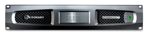 Crown DCi4|2400N 4x2400W Power Amplifier