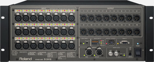 Roland S-2416 24x16 Stage Unit