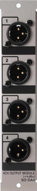 Roland SO-DA4 4-Channel Analog Output Module