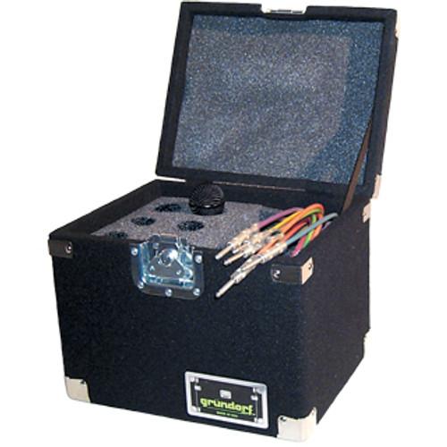 Grundorf MIC CASE - 6 MICS, COMPARTMENT