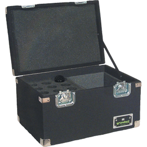 Grundorf MIC CASE - 12 MICS, COMPARTMEN