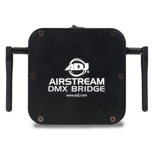 ADJ Airstream Bridge DMX WiFi to WiFly or Wired DMX Wireless Network Bridge