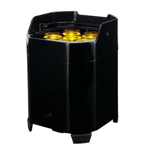 American DJ Element QA Battery Powered LED Par with WiFLY Wireless DMX