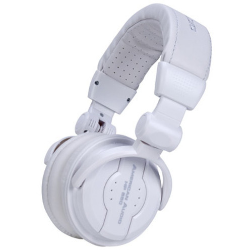American DJ The HP 550 Snow Headphones from ADJ. High Quality Headphones from ADJ.