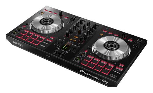 Pioneer DDJ-SB3 Compact Serato DJ Controller Side View