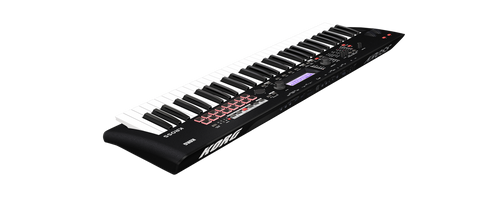 KORG 2nd Generation Kross Performance Synth/Workstation with Increased  Sounds, Sampling, Trigger Pads