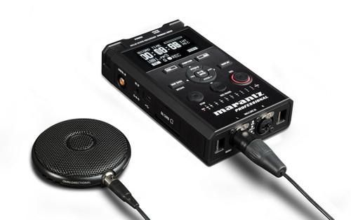 Marantz Professional PMD661MKIII Professional Portable Audio Recorder