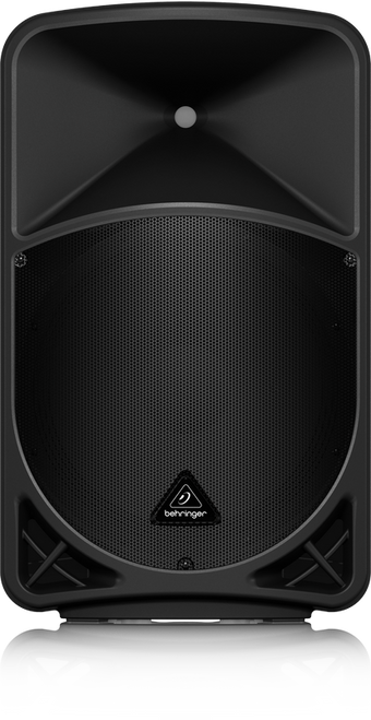 Behringer 1000 Watt 2 Way 15'' Powered Loudspeaker with Digital Mixer