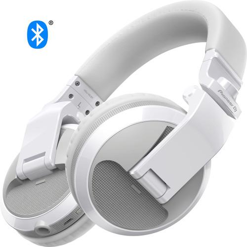 Pioneer HDJ-X5BT-K DJ Headphone White